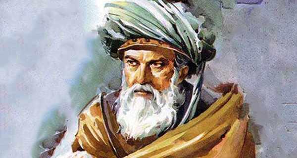 زندگی نامه جلالالدین محمد بلخی ملقب به مولانا - مردان پارس